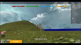 Roblox Dinosaur Simulator(Fossil Spinosaurus Remodel First Gameplay)
