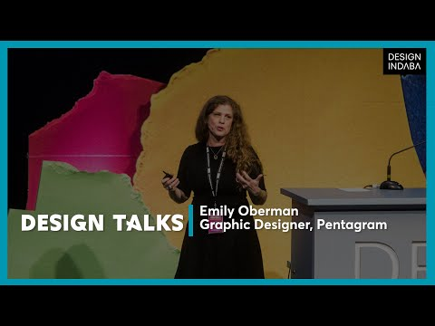Emily Oberman on 20 years of design and redesign