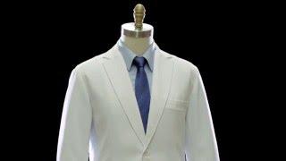 Medelita: медицинские халаты с технологией M3(Фабрика Medelita изготавливает медицинские халаты из инновационной новой ткани, которая показала превосходны..., 2015-12-11T09:56:51.000Z)