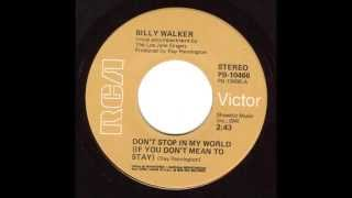 Billy Walker - Don