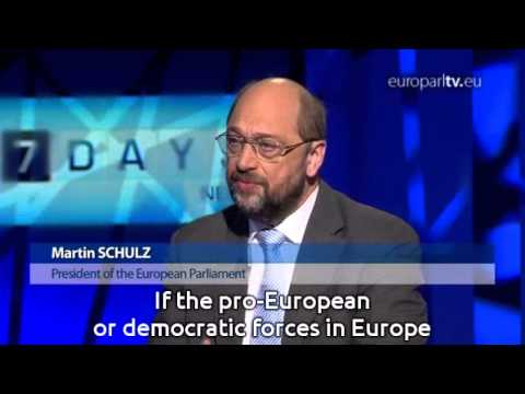 7 Days: The broken promise of Europe - The euro in Latvia