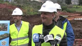 Presentación del proyecto de construcción de un parque en Opuntia - La Orotava