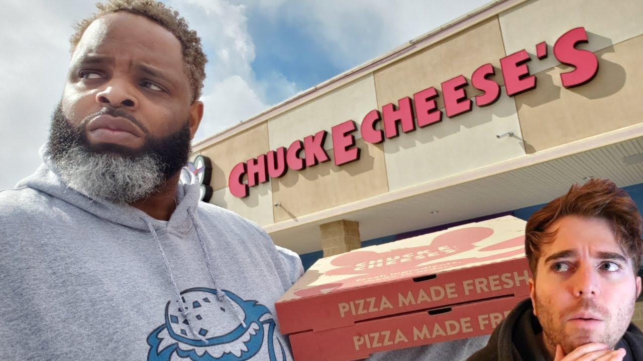 Chuck E Cheese Conspiracy Reviewed Shane Dawson