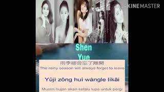 How Would My Bias Chinese Actress Sing Ost Meteor Garden Ai Cun Zai By Wei Qi Qi