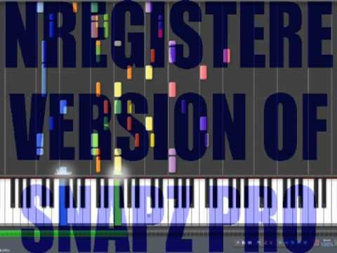axel f piano sheet music pdf