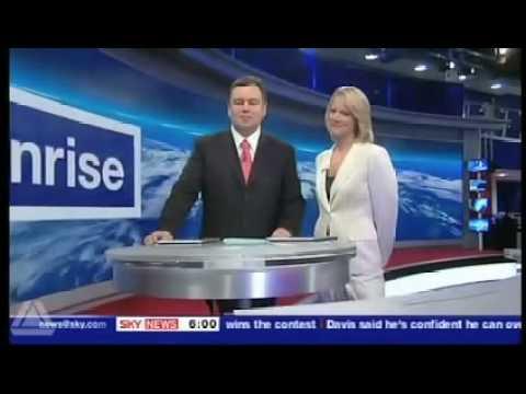 Sky News Sunrise - 2005