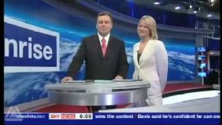 Sky News Sunrise - 2005