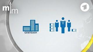 Krankenversicherung in Deutschland - Bürgerversicherung sinnvoll?
