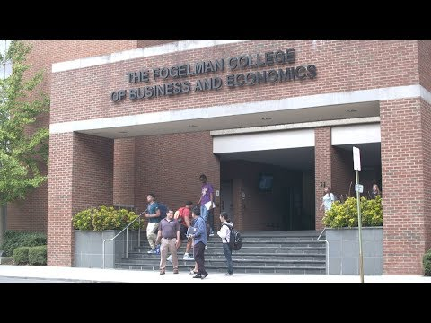 The University of Memphis First Day of Class - Fall 2017
