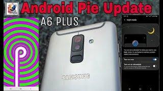 Samsung A6 Plus Software Update