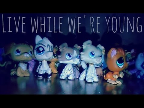LPS: Live While We're Young - Music Video