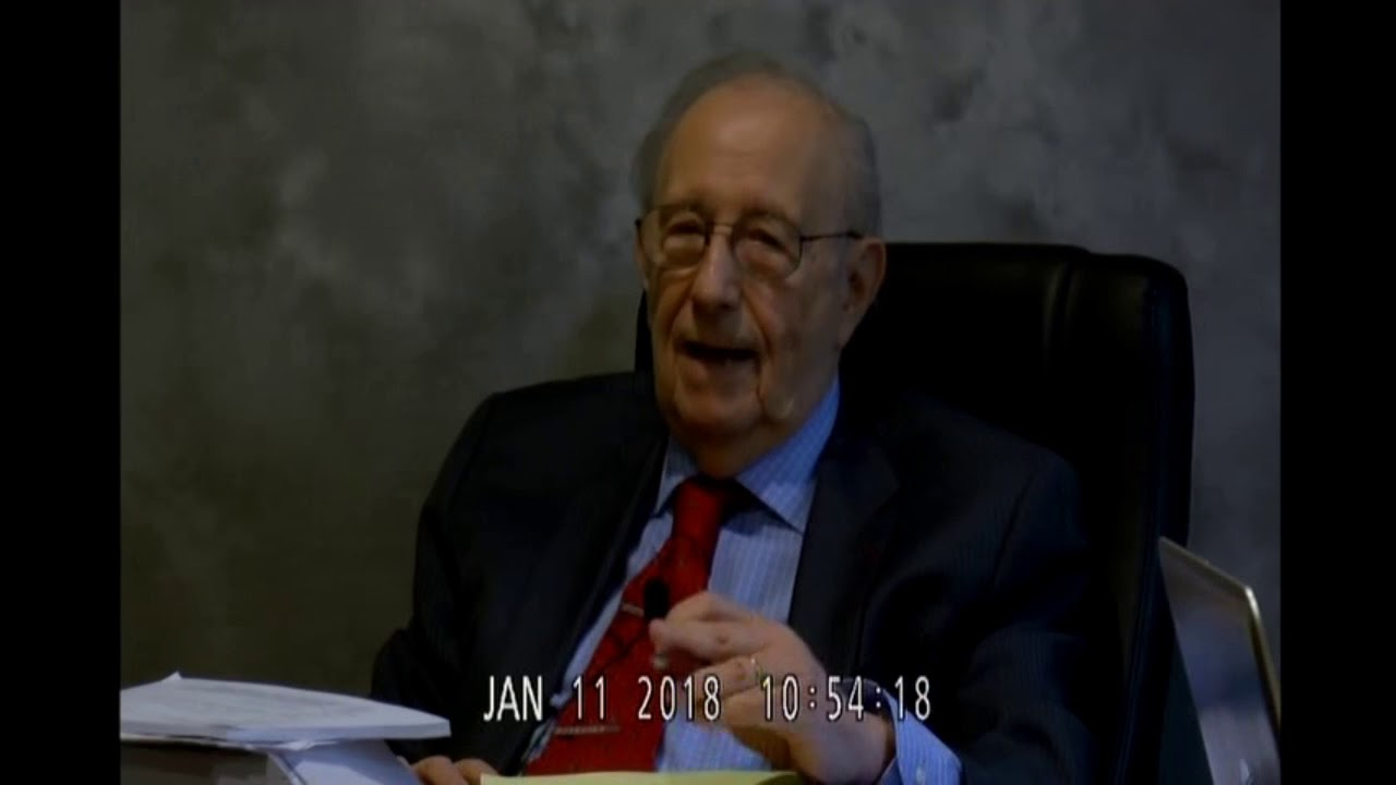 Stanley Plotkin, Godfather of vaccines, UNDER OATH   Part 3