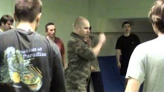 Ножевой бой С П А С  часть 16