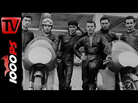 Webisode #1  DAINESE LEATHER STORIES