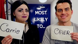 Most Likely To... | Watch me, Wednesday!
