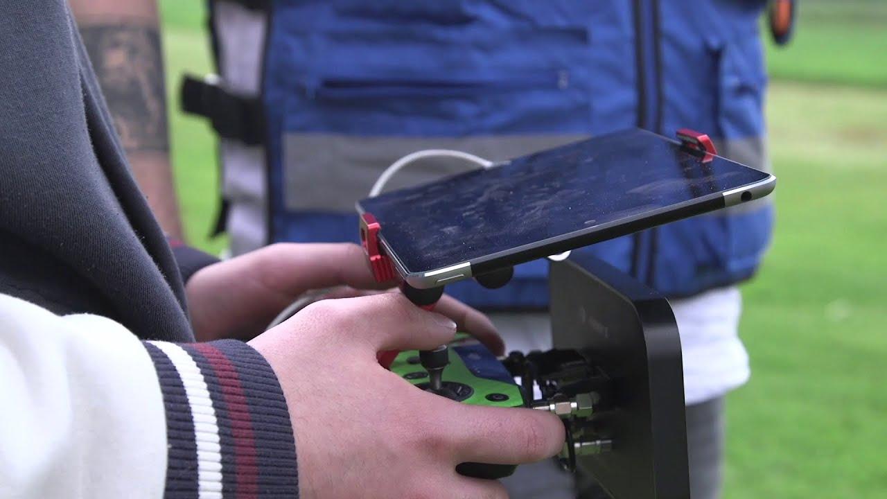 Workshop sull'utilizzo di droni dedicato ai ragazzi - Maggio 2019