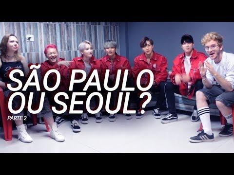SÃO PAULO OU SEOUL COM O B.I.G Feat. Thais Genaro