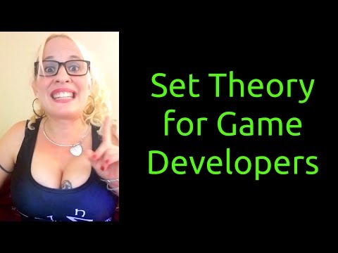 Set Theory for Game Developers Tutorial thumbnail