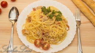 Паста Карбонара. Домашний Рецепт. Вкусно и Просто!