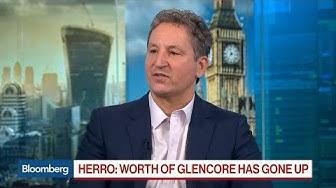 Glencore's Valuation 'Far Too Low Today,' Herro Says