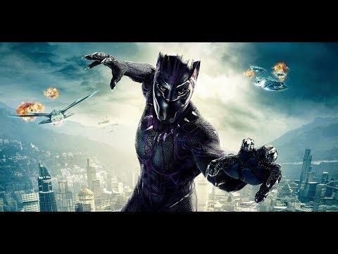 Черная пантера! Русский трейлер 2018 боевик, приключения, фантастика mp4