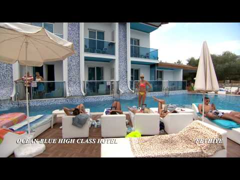 Ocean Blue High Class Hotel VIDEO Fethiye