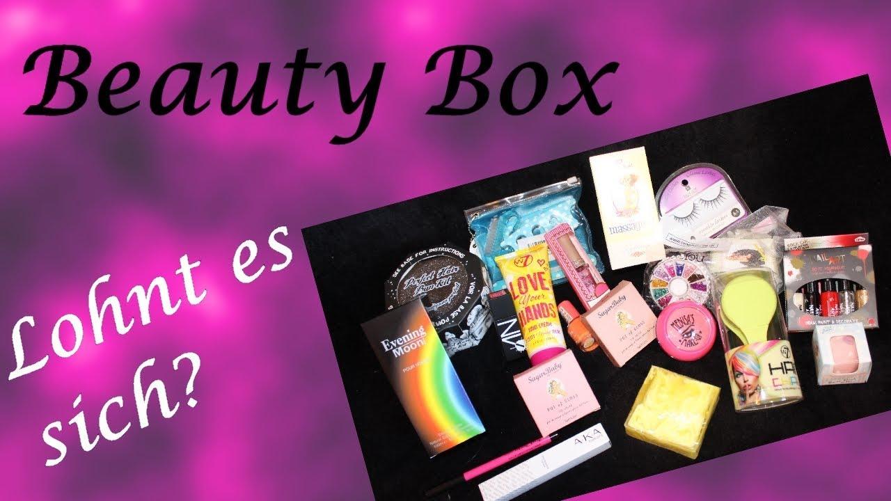 Geschenkbox beauty