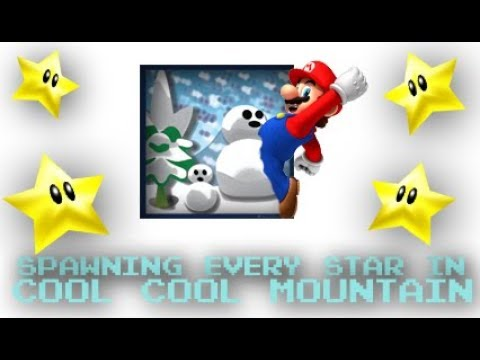 Spawning Every Star | Cool Cool Mountain