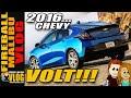 Fireball drives the 2016 #CHEVROLET #VOLT - FMV259