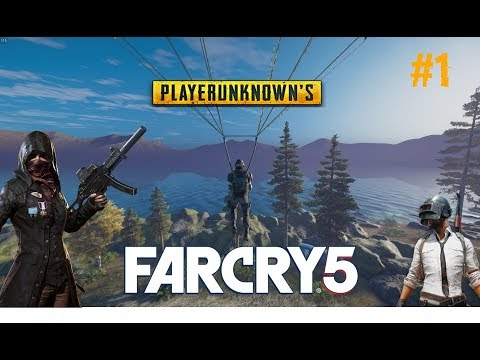 Игроки в Far Cry 5 Arcade создают известные карты из других игр