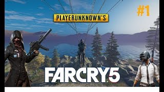 Far Cry 5 Multiplayer Battle Royale Gameplay (TOP 1)
