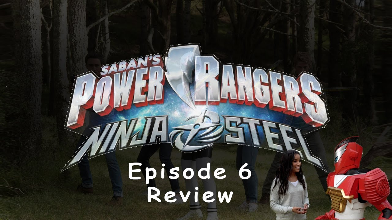 Power Rangers Ninja Steel Episode 1