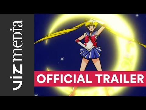 Sailor Moon R the Movie on Blu-Ray / DVD - Official English Trailer