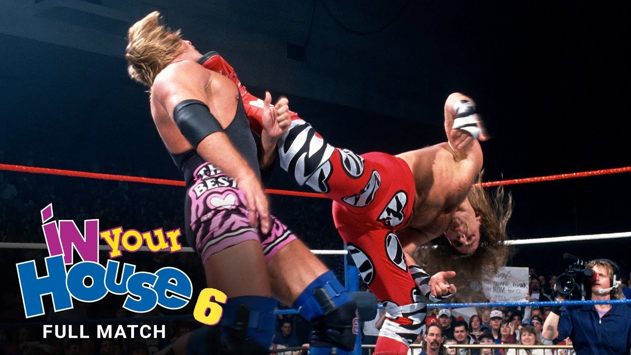 FULL MATCH - Shawn Michaels vs. Owen Hart: WWE In Your House 6