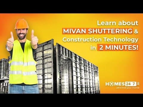 MIVAN Technology Construction: Building Process & Benefits!