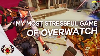 My Most Stressful Game of Overwatch