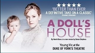 A Doll's House Act 2 Audio Book [HD] - 2017