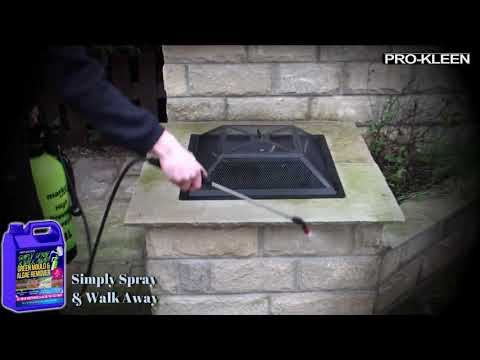 Pro-Kleen Simply Spray Patio Cleaner