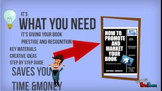 How to Promote and Market Your Book by Madi Preda