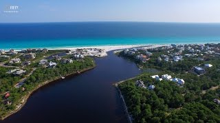 Draper Lake, South Walton (DJI-Inspire)