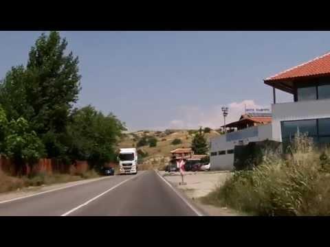 Kulata - Petrich - Damyanica (Bulgarian National Road 1)