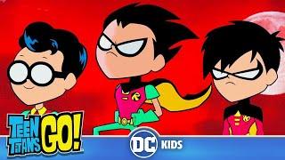 Teen Titans Go! En Español | Entrenamiento de Robin | DC Kids