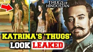 Katrina Kaif LOOK From Aamir's Thugs Of Hindostan LEAKED