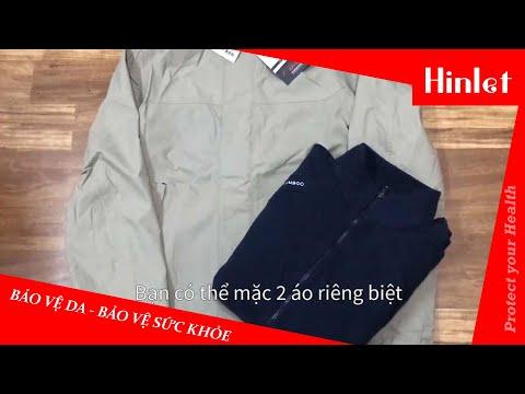 Review áo Khoác Nam Lịch Lãm Humbgo I Humbgo Business Jacket