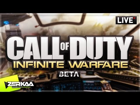 IT'S CALL OF DUTY TIME! (Call of Duty: Infinite Warfare Beta)