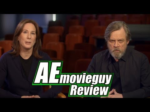 The Last Jedi 'ruined' Star Wars for me going forward - Movie Review & Angry Rant | Fun Catharsis
