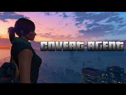 COVERT AGENT | A GTA V Cinematic | Action/Stealth Short Film (Xbox One)