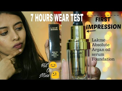 Lakme Absolute Mousse foundation Review|| Honest Review|| from YouTube · Duration:  3 minutes 18 seconds