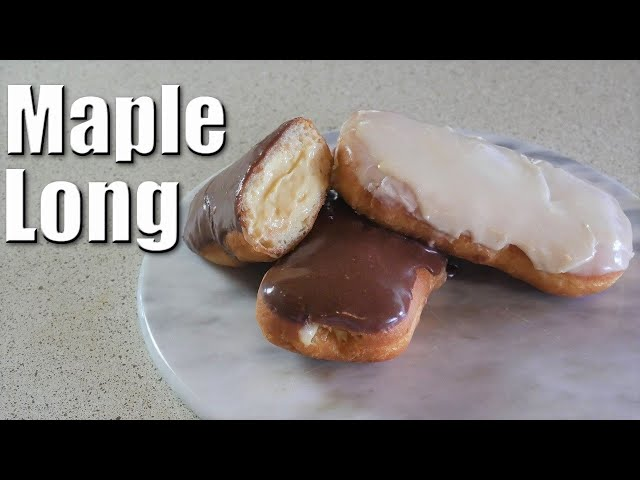 Maple Long | Baking With ChefJohnReed
