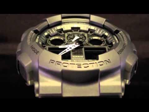 G Shock Men's - часы для настоящего мужика!